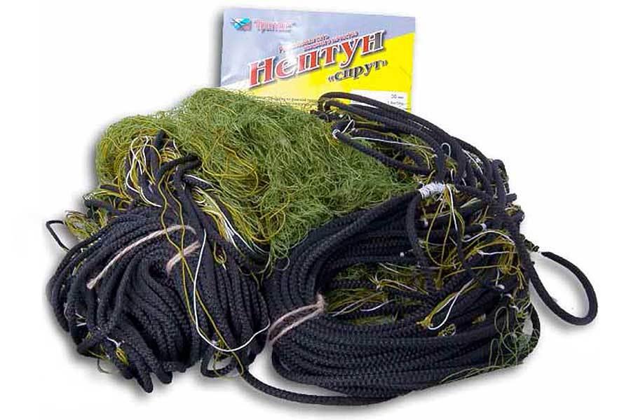купить трехстенные рыболовные сети в интернет магазине недорого