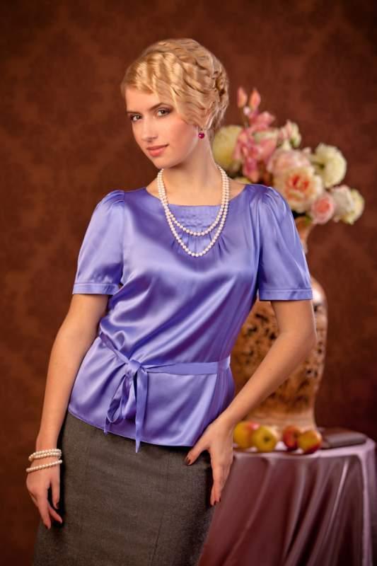 Модные Блузки Интернет Магазин В Уфе