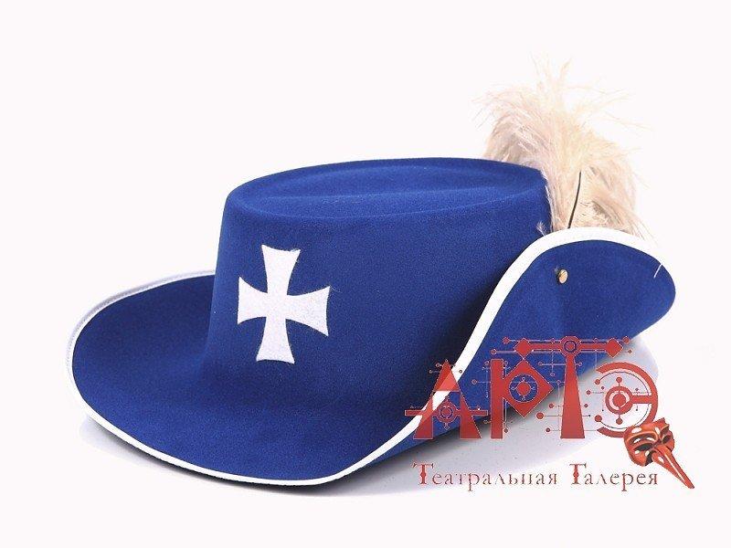 Шляпа дартаньяна своими руками 67