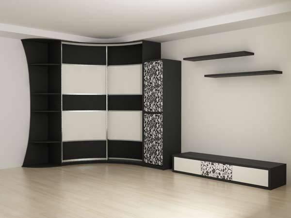 Радиусные шкафы holtz мебель, ооо.