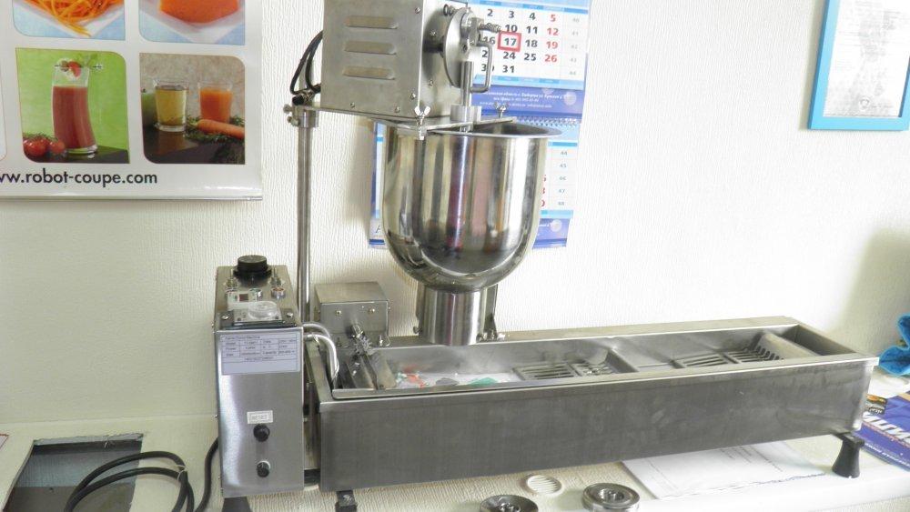 Пончиковый автомат мини TT-DM11 Торговое и Пищевое Оборудование, ООО