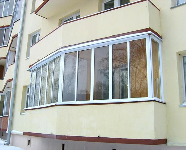 Балконы и лоджии в сочи комфортный дом (ип).
