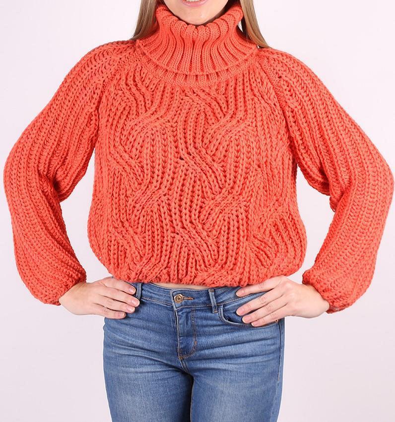 Молодежный Пуловер