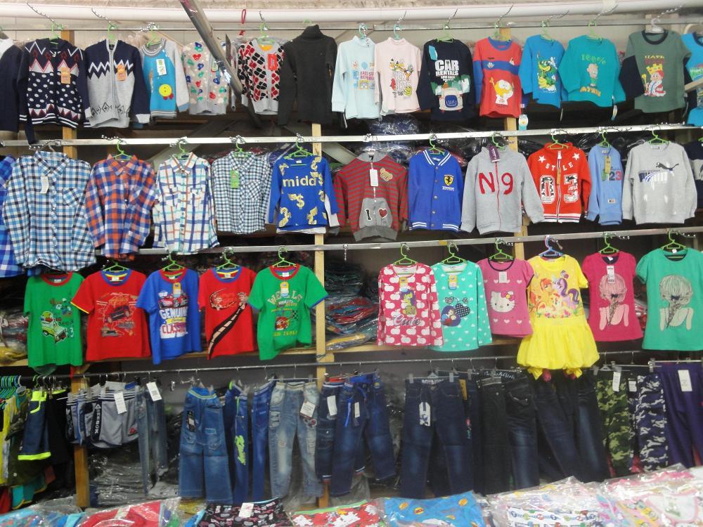 Одежда Опт Китай
