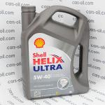 Масло моторное Shell 5W 40 (4 л.)