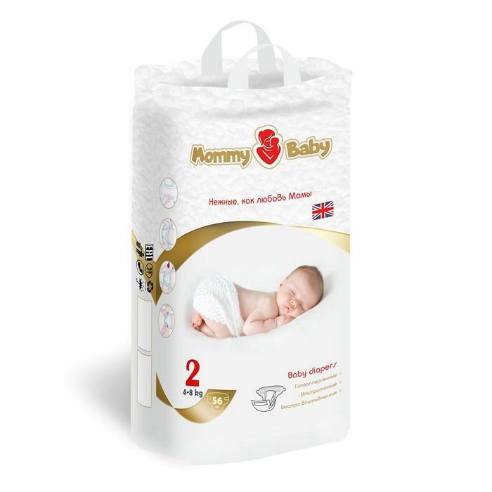 Mommy baby подгузники производитель