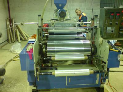 Станок для производства стрейч пленки