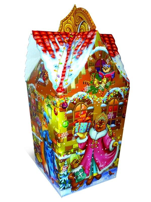 Подарки новогодние кондитерские поставщик