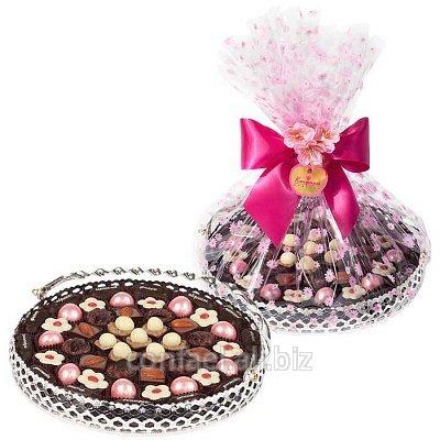 Наборы конфет ручной работы на новый год