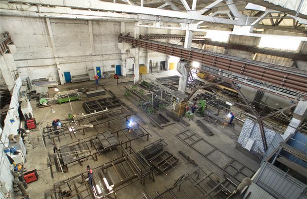 завод металлоконструкций на автозаводской стальные двери