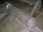 Диафрагмированные трубы теплообменника теплообменник тат 1101