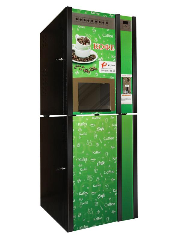Кофейный автомат пермь
