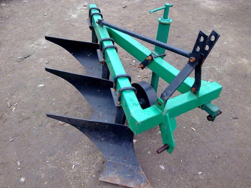Навесное оборудование своими руками к мини трактору 40