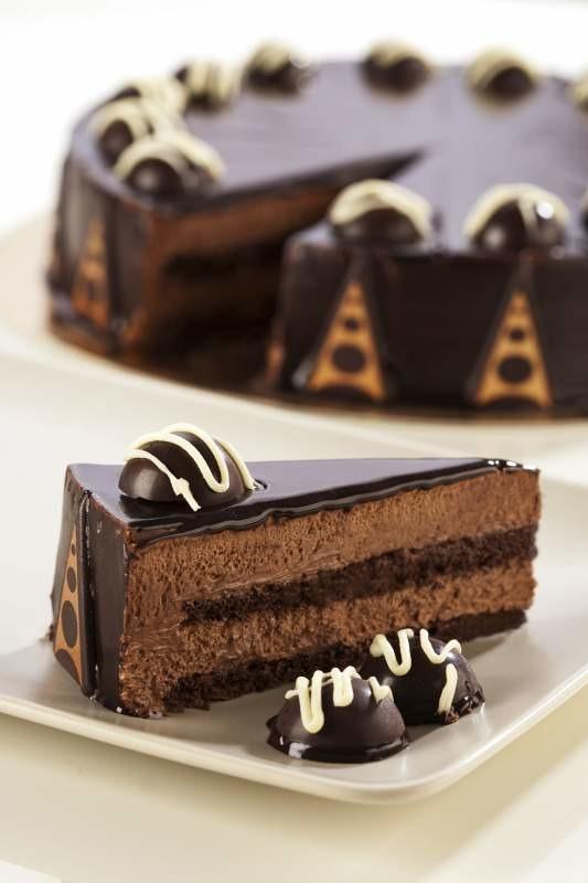 Рецепты и фото порционный торт