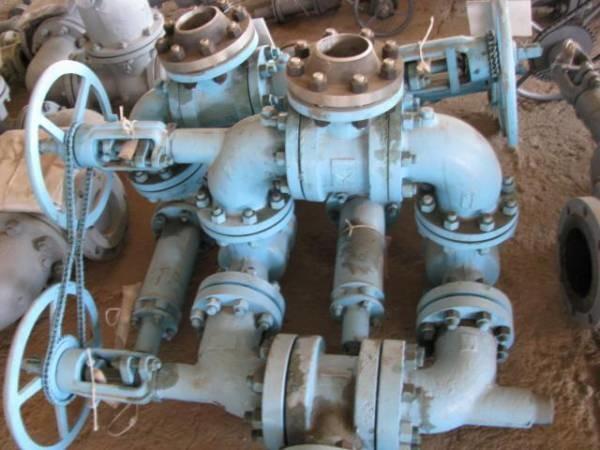 Клапан предохранительный СППК 80-63-01