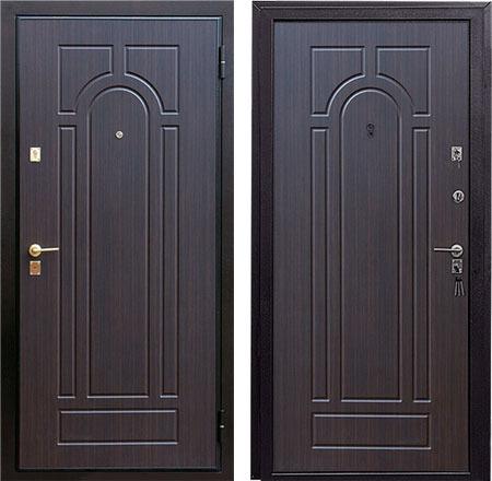 двери оптом железные