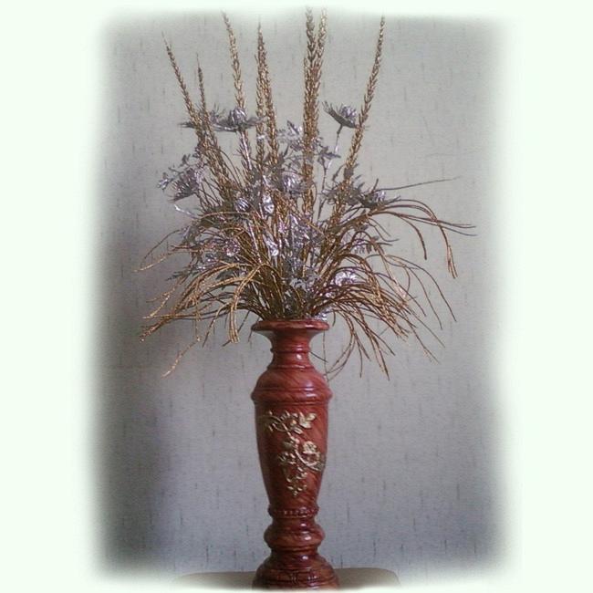 Осенние ветки для напольной вазы