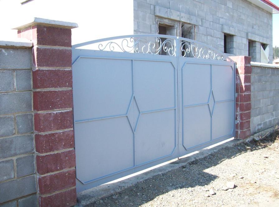 Калитки ворота киселевск комплектуюшие для автоматических ворот