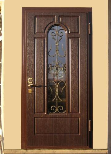 Двери бронированные в домашних условиях