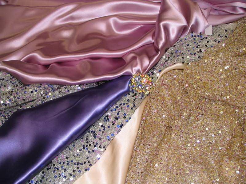Ткань Для Вечернего Платья Купить