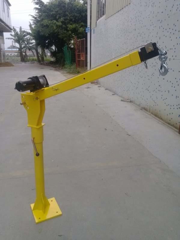 Кран электрический на 500 кг, складной Дизель восток, ООО