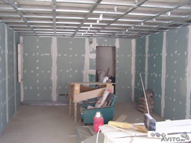 Как сделать ремонт потолка и стен
