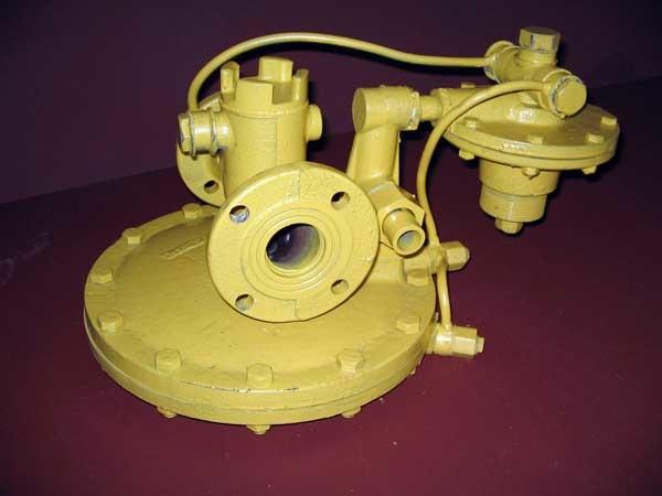 Регулятор давления газа РДБК1-50Н(В)