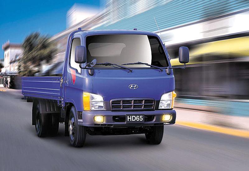 грузовики хендай модельный ряд характеристики его РОД