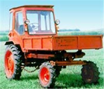 Камаз 55102 сельхозник валит назад