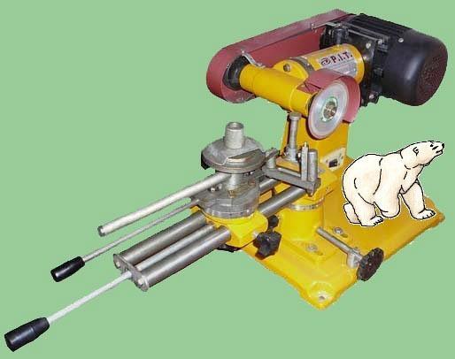 станок для цепей сделать своими руками