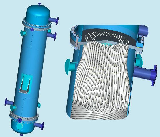 Производственно конструкторское бюро теплообменник теплообменник 20 квт oasis купить в калуге