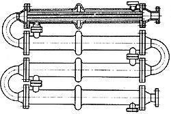 Теплообменник противоточный площадь прайсы на теплообменник ридан