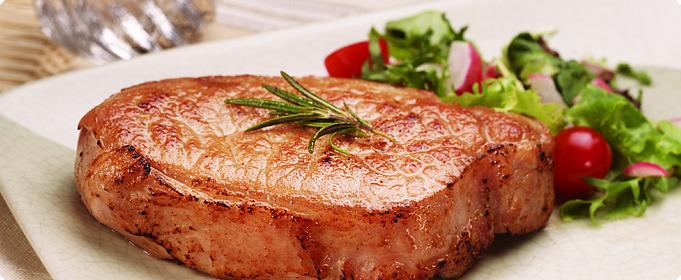 Как сделать отбивные из мяса в духовке
