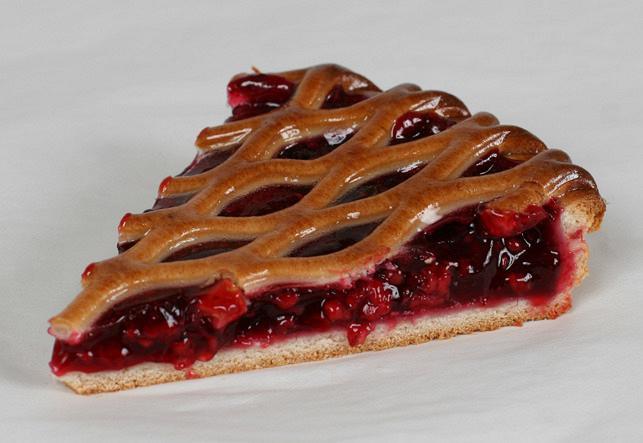 Закрытый пирог я ягодами рецепт 2