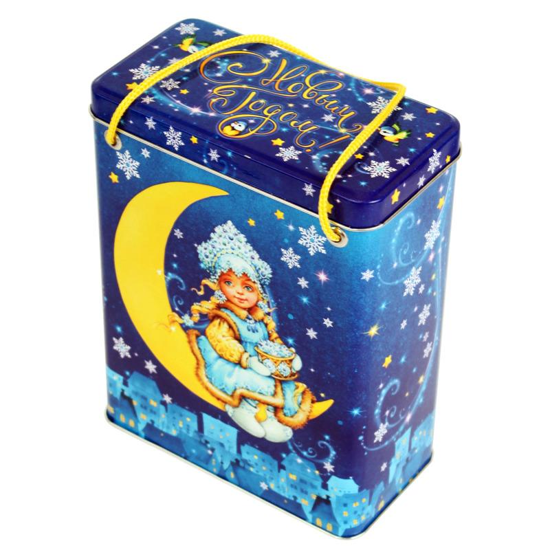 Новогодняя упаковка для подарков в туле