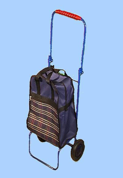 Сшить сумку для тележки на колесиках своими руками