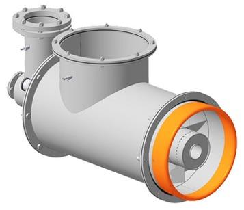 Горелка газовая вихревая (ГГВ)