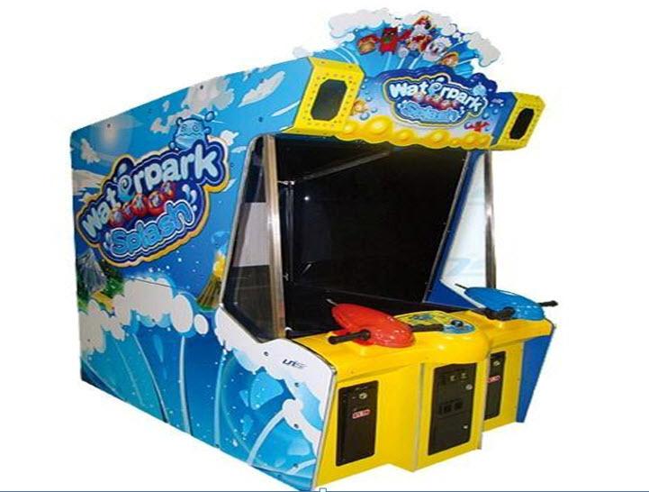 Waterpark Автомат Splash Игровой мой взгляд, похитили
