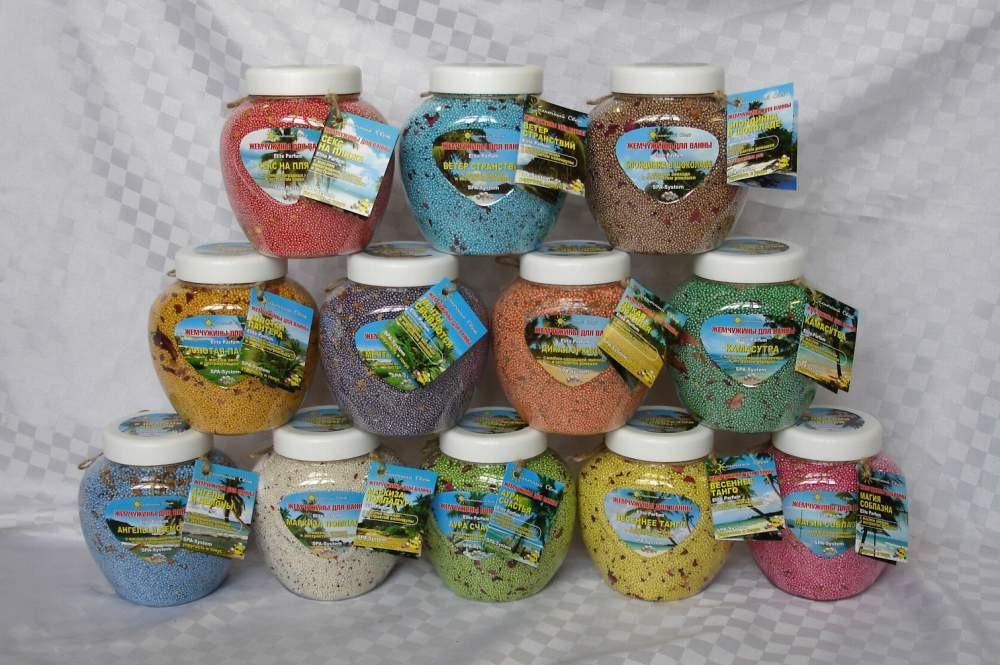 Жемчужинки для ванн своими руками солнечный остров