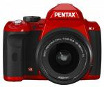 Фотокамера Pentax K-r red Kit DA 18-55