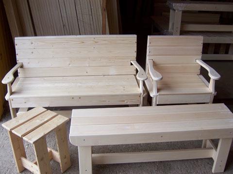 Простая мебель своими руками фото