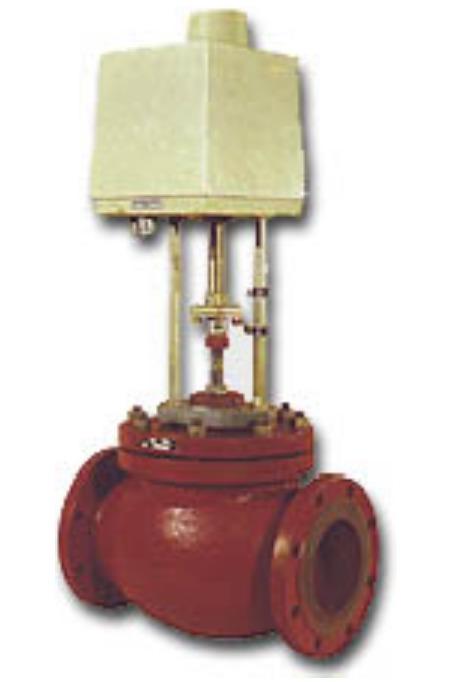 Клапан односедельный с ЭИМ ST mini, Старооскольского з-да, Kv=2,5