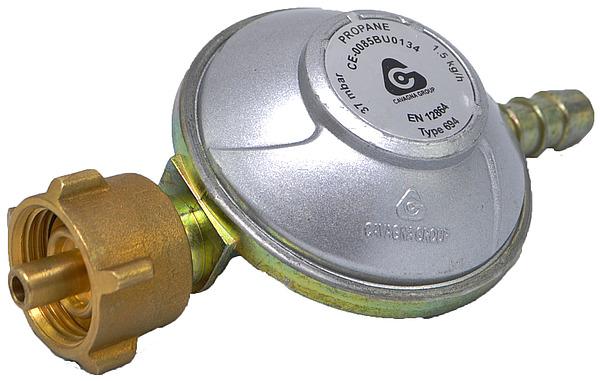регулятор для давления газа